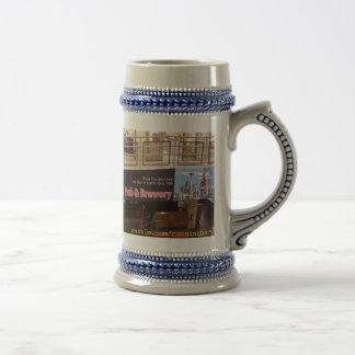 The Pike Pub & Brewery Mug