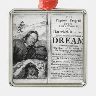 The Pilgrim's Progress' Christmas Ornament