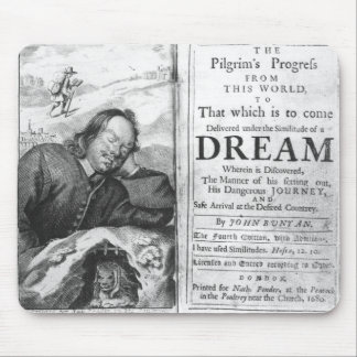 The Pilgrim's Progress' Mouse Mat