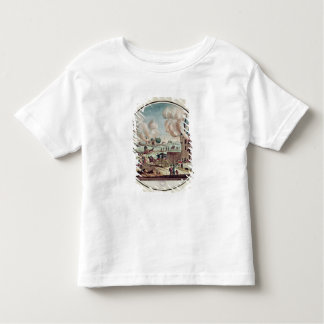 The Pillage and Destruction of Chateaux Toddler T-Shirt