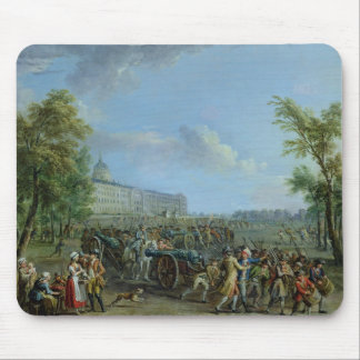 The Pillage of the Invalides, 14 July 1789 Mouse Mat