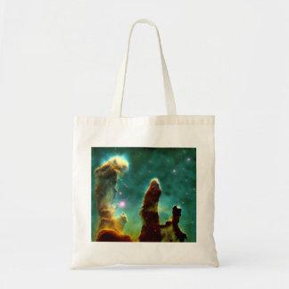 The Pillars of Creation Canvas Bag
