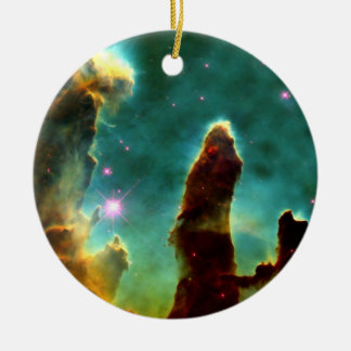 The Pillars of Creation Christmas Tree Ornament