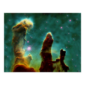 The Pillars of Creation Posters