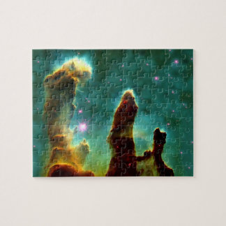 The Pillars of Creation Puzzle
