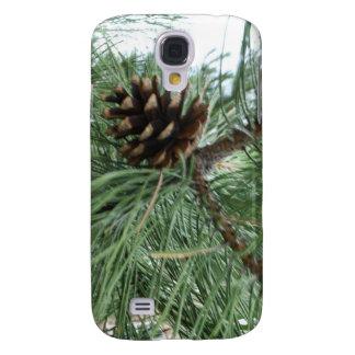 The Pine Cone Galaxy S4 Cover