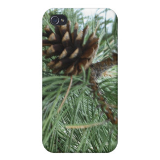 The Pine Cone Case For iPhone 4