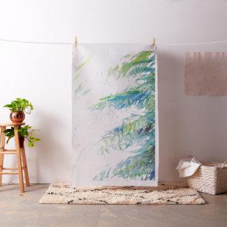 ''The pine'' Fabric