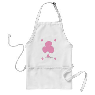 the pink club standard apron