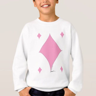 the pink diamond sweatshirt