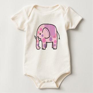 The Pink Elephant, cute animal t-shirt