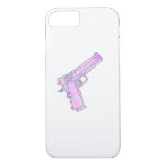 The Pink Gun iPhone 7 Case