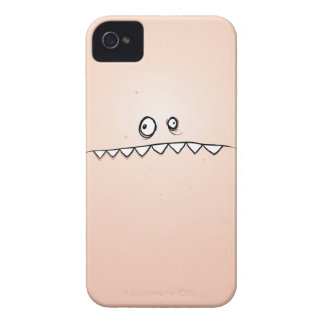 The Pink iPhone Monster In My Pockey iPhone 4 Covers