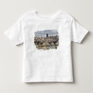 The Pink Ladies Victorian style houses in the Toddler T-Shirt