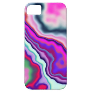 The Pink River, abstract fractal iPhone 5 case