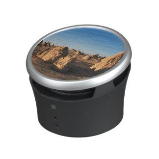 The Pinnacles desert Nambung National Park Bluetooth Speaker