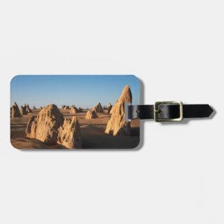 The Pinnacles desert Nambung National Park Luggage Tag