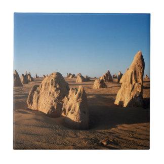 The Pinnacles desert Nambung National Park Tile