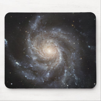 The Pinwheel Galaxy Mouse Pad
