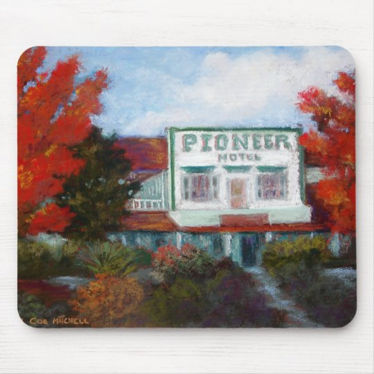The Pioneer Mouse Mat