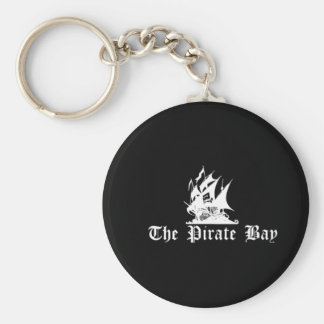 The Pirate Bay Key Ring