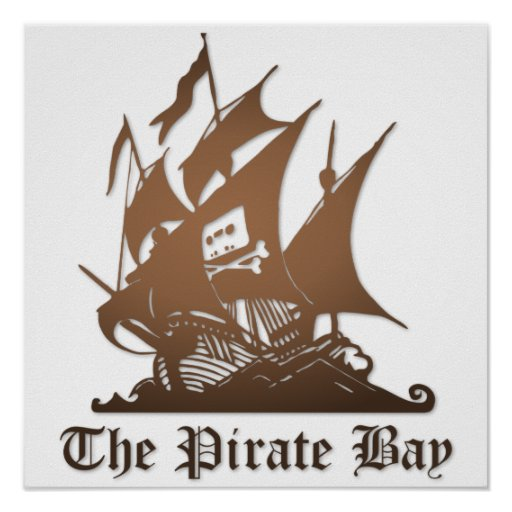 The Pirate Bay Poster