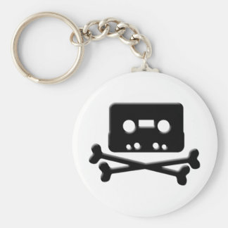 The Pirate Bay Tape Key Ring
