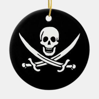 The pirates are l� - christmas ornament