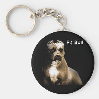 The PITbull Key Ring