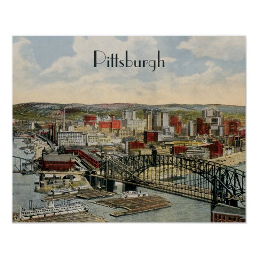The Pittsburgh Point 1931 Poster