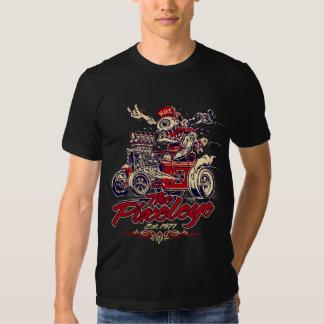 The Pixeleye - Red Monster Tees