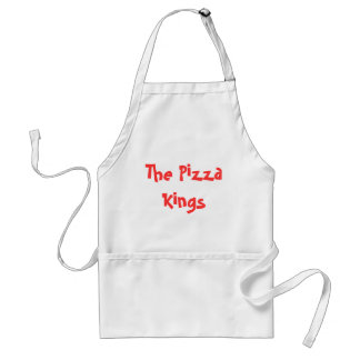 The Pizza Kings Aprons For Restaurants Cafe