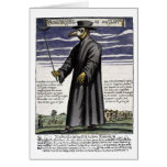 The Plague Doctor. Card