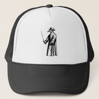 The Plague Doctor. Trucker Hat