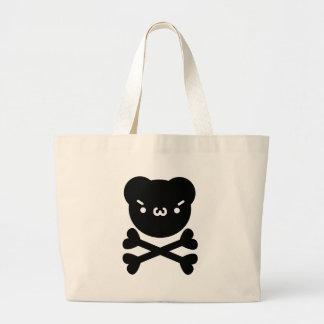 The plain gauze it comes and - is the ku ma do ku  jumbo tote bag