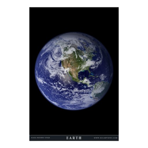 The Planet Earth Posters
