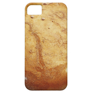The planet mars, illustration barely there iPhone 5 case