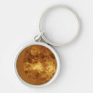 The Planet Venus Key Ring
