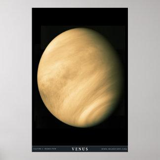 The Planet Venus Poster