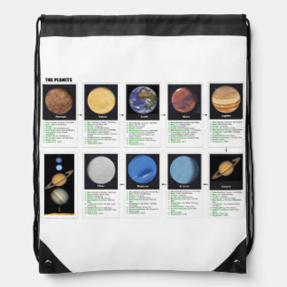 The Planets Rucksack