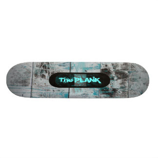 The Plank Skateboard