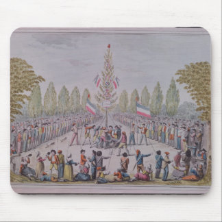 The Plantation of a Liberty Tree Mouse Mat