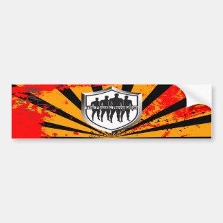 The Plastic Revolution (TPR) - Bumper Sticker