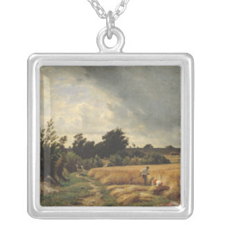 The Plateau of Ormesson Silver Plated Necklace