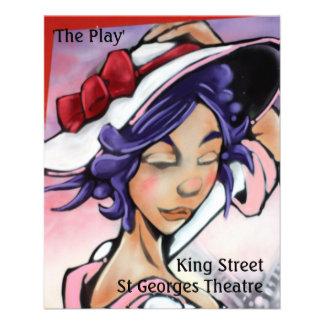 The Play 11.5 Cm X 14 Cm Flyer