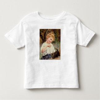 The Playful Kitten T Shirts