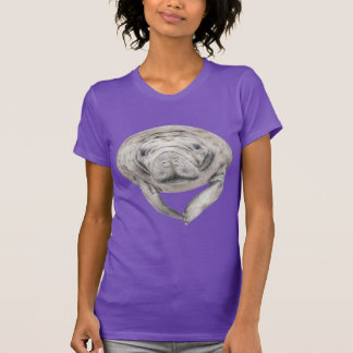 THE PLAYFUL MANATEE T-Shirt