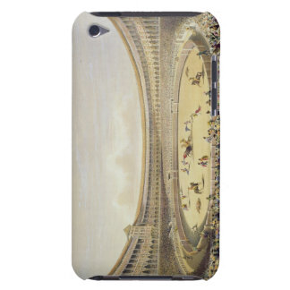 The Plaza de Toros of Madrid, 1865 (colour litho) iPod Touch Case-Mate Case