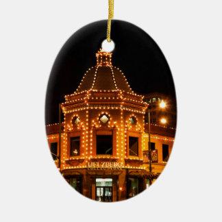 The Plaza Lights of Kansas City Christmas Ornament