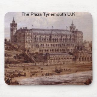 THE PLAZA TYNEMOUTH U.K MOUSE MAT